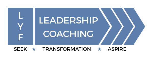 Leadership coaching arrow